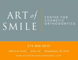 logo art of smile cosmetic orthodontics - Orthodontist in Philadelphia