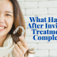What Happens After Invisalign Treatment Is Completed